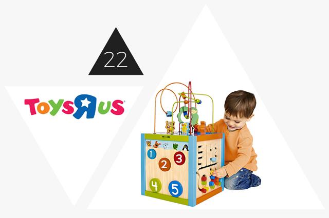 Toys 'R' Us Motorikwürfel –von Universe of Imagination gewinnen