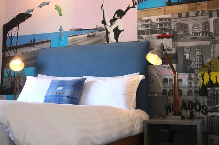 Zimmer von Künstlern im Design Hotel The Artist Residence in Brighton Hotel The Artist Residence in Brighton, Zimmerpreise, Buchen, günstig