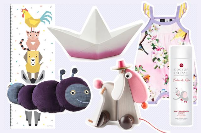 Geschenke und Mitbringsel für Mütter und Babys zur Baby Shower Party, online bestellen