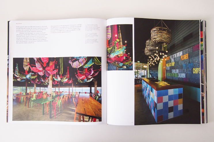 Bar & restaurant Design Book