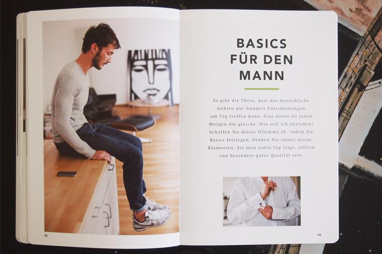 Basics in der Männermode - Buch GUTER TYP, online bestellen