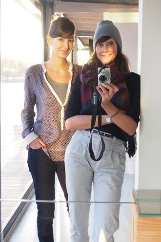 Gründerinnen von Modeopfer110 und THE SHOPAZINE, Berit Müller und Anja Steffen, Mode und Lifestyle Bloggerinnen, Travel Blog, Reise Blog