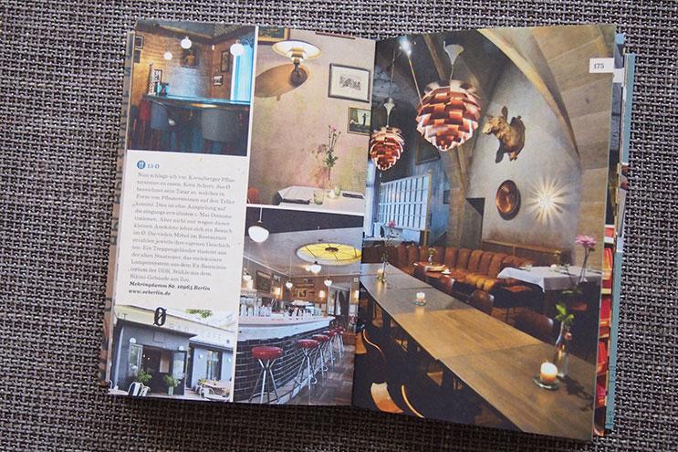 Restaurant Tipps für gutes Essen im Berlin Styleguide