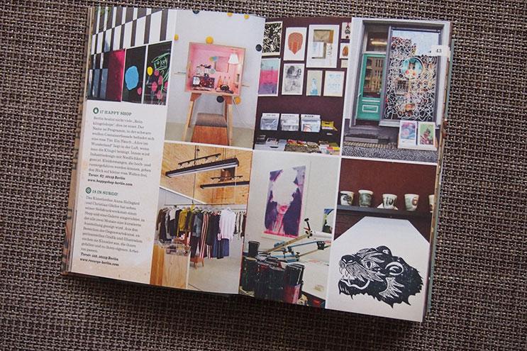 Berlin Styleguide Shopping Tipps
