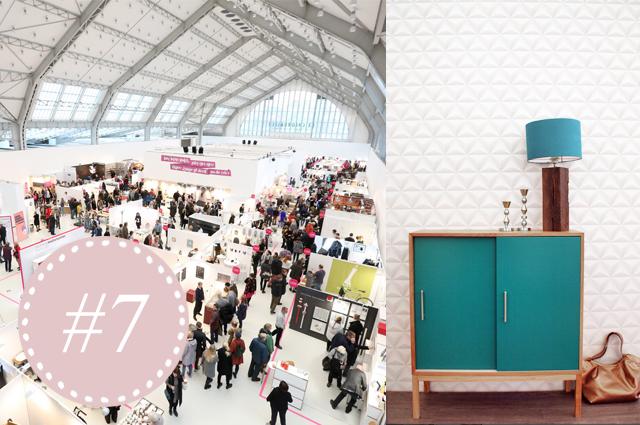 Designmesse blickfang in hamburg mit Ausstellern und Designern im Bereich Mode, Kinder, Möbel, Wohnaccessoires und Schmuck