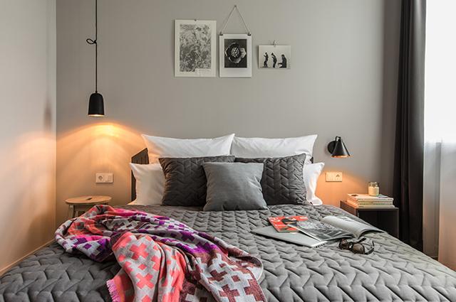 Bold Hotel in München, günstiges Designhotel mit skandinavischer Einrichtung, Preise, Buchen