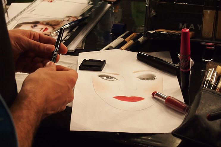Make-Up Femme Fatale