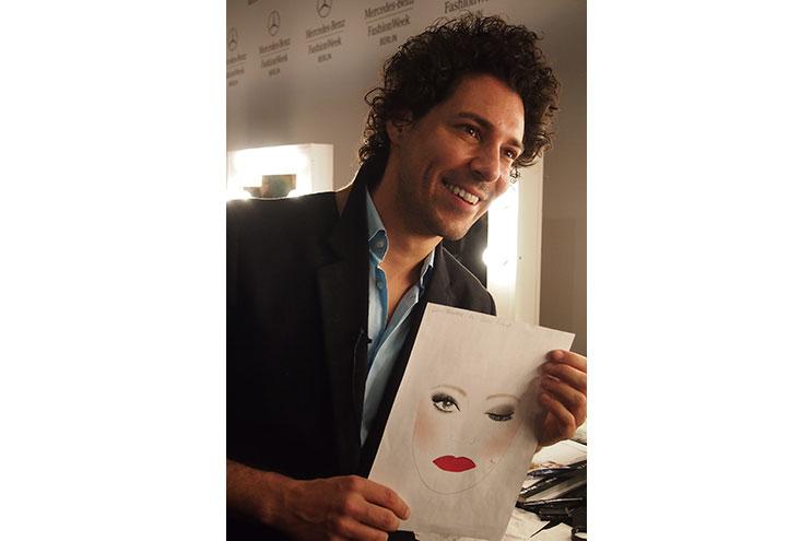 Make-Up Profi Boris Entrup