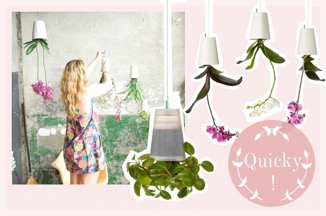 Hängepflanzen, Blumentopf zum Hängen von boskke, Skay Planter online bestellen