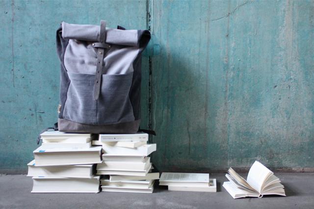 Denim Rucksack JASVIR von Bridge&Tunnel gewinnen, Gewinnpiel, maode, tasche, accessoires, verlosung, mode