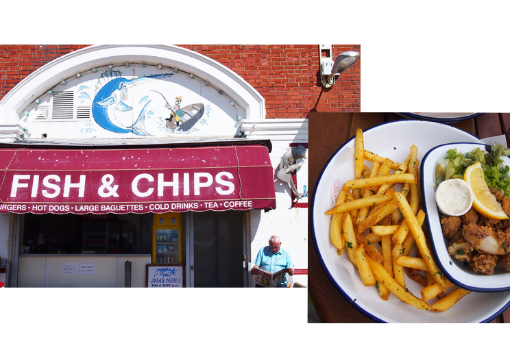 Fish and Chips Restaurants in Brighton, Empfehlung, Tipps