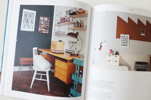 Buch SoLebIch - Wohnideen und Inspirationen für Arbeitszimmer und Schreibtisc, Möbel, Ideen, selber machen