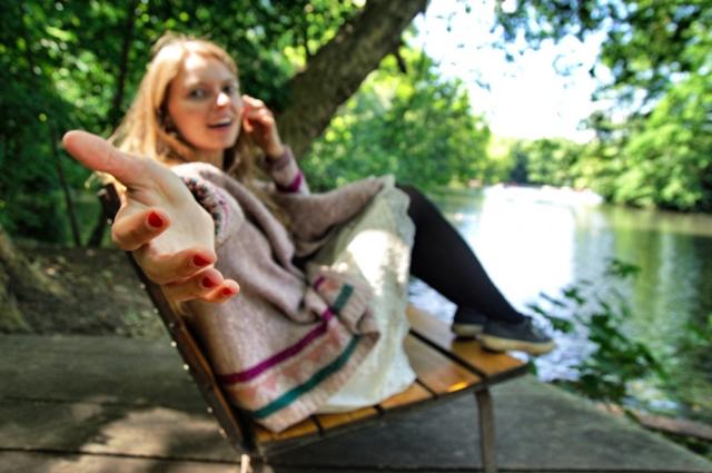 Christine Neder, Lifestyle- und Reisebloggerin aus Berlin mit ihrem Blog Lilies Diary