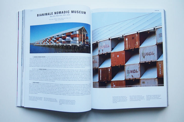 Bianimale Nomadic Museum, New York, Container Architektur