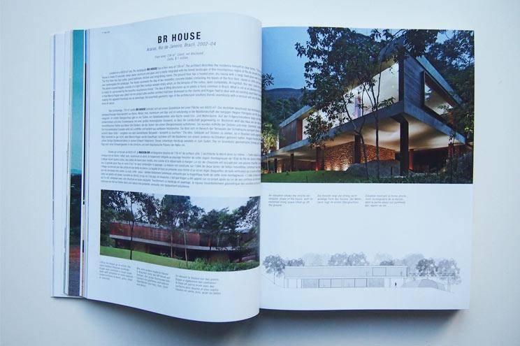 Architekt: Marcio Kogan BR House Araras, Rio de Janeiro, 100 Contemporary Architects, Taschen