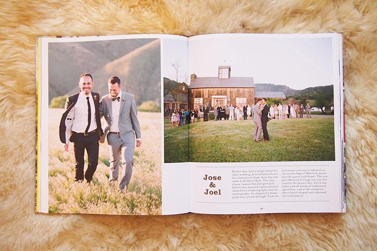 Hochzeit auf dem land - Schwules Pärchen