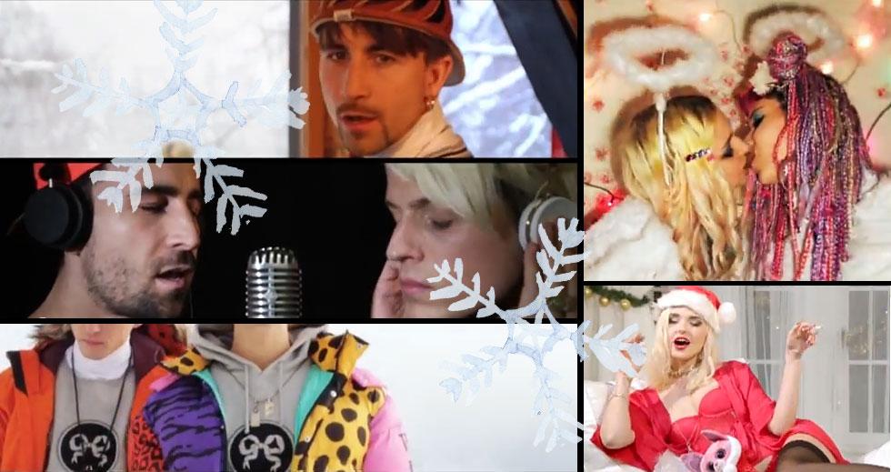 Der neue Weihnachtssong von David Roth und Jakob Haupt von Dandy Diary