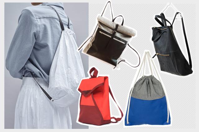 Designer-Rucksäcke über Selekkt online bestellen, Online-Shop, Kvinna, Haenska, Sarah Johann, Luxaa, Elevenelephant, handmade