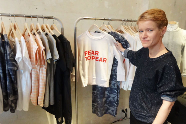 Seek No Further Creative Director und Designerin Dorothée Loermann