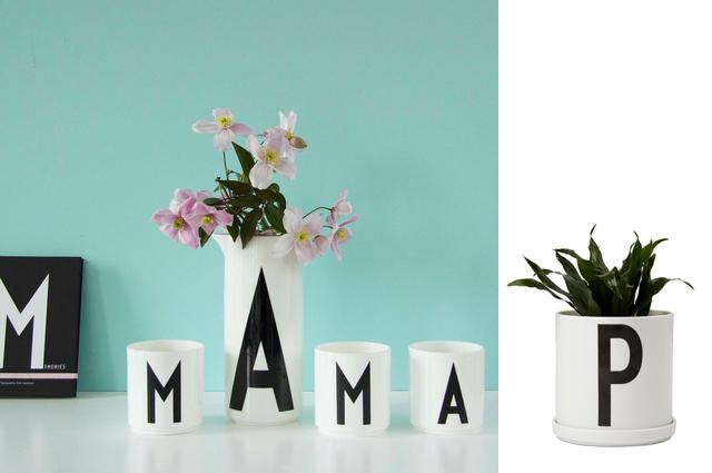 design letters buchstaben becher f r unterschiedlichste. Black Bedroom Furniture Sets. Home Design Ideas