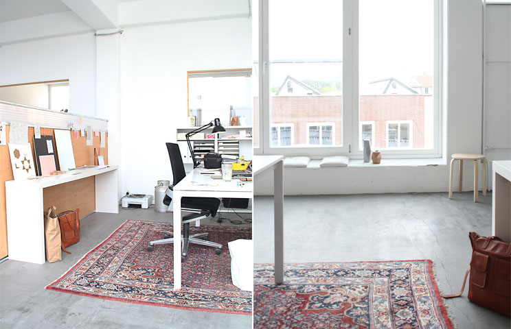 snug.studio Atelier und Büro in Hannover, Perserteppich, office, Interior, Architektur