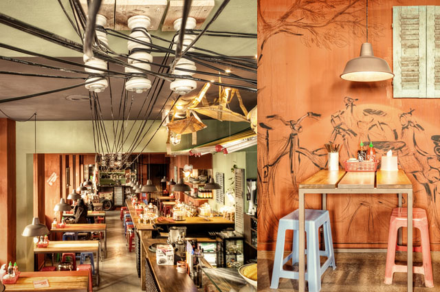 District Mot - Asian restaurant from Saigon in Berlin