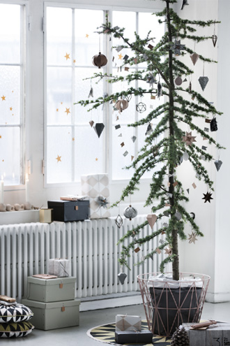 Weihnachtsdekoration und Einrichtung von Ferm Living bei Smallable
