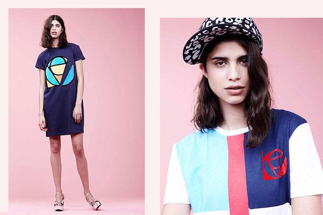 sweatshirt print kollektion von label etre cecile presque parisienne