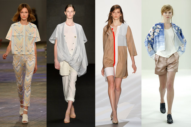 Fashion Week Berlin 2014 - Modetrends und Kollektionen von Lala Berlin, Michael Sontag, Schumacher und Achtland