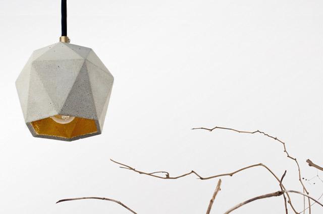 Gant Lights von Architekt und Designer Stefan Gant aus Berlin - Lampen aus Beton, Design, Interior, Möbel
