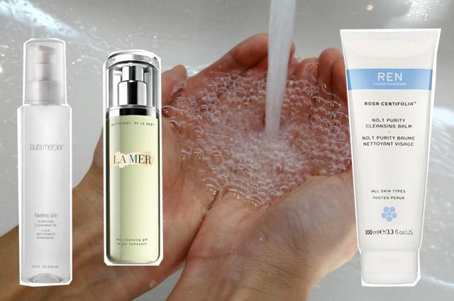 Beauty Kosmetikprodukte Gesichtsreinigung, Öle, Balsam, Gel