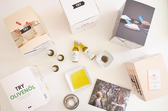 Gewinnspiel - Wir verlosen 5 Probiersets mit Salz, Pfeffer, Olivenöl, Kaffee und Schokolade von Try Foods, Gewinnen