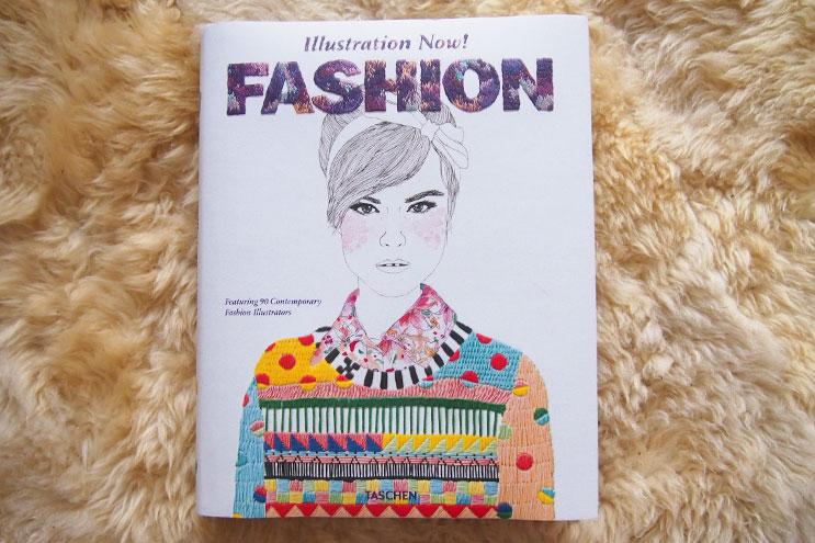 Illustration Now! Fashion von Autor Julius Wiedemann