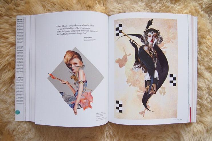 Illustration Now! Fashion - Maren Esdar