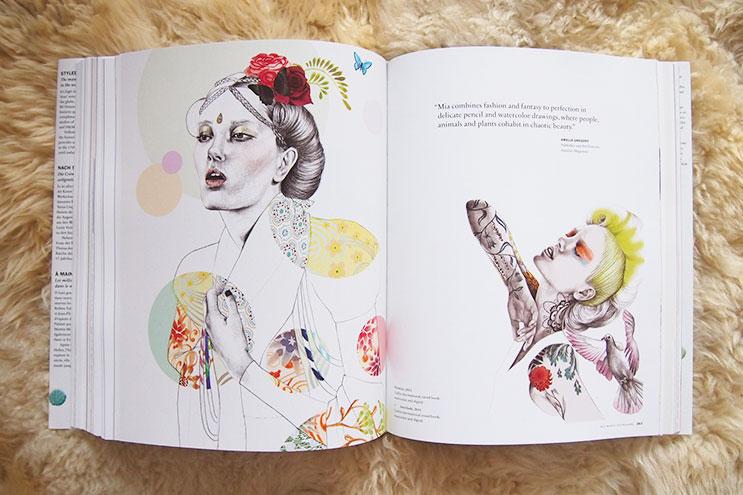 Illustration Now! Fashion - Maria Overgaard