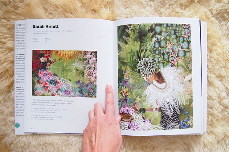 Illustration Now! Fashion - Sarah Artnett