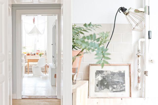 Homestory, Zuhause bei Studio Oink, Inspiration Einrichtung und Interior - Weiß, Dekoration