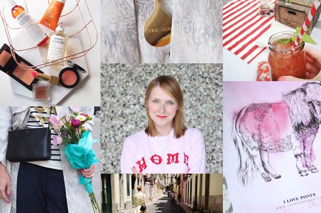 Interview mit Moderedakteurin und Bloggerin Katharina Charpian von I Love Ponys aus Hamburg