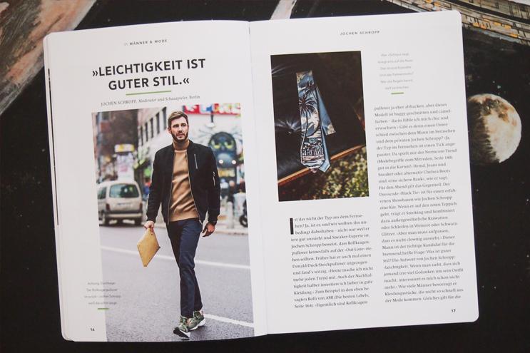 Buch GUTER TYP - Outfit und Styling von Moderator Jochen Schropp