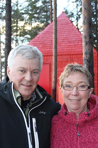 Kent und Britta Lindvall