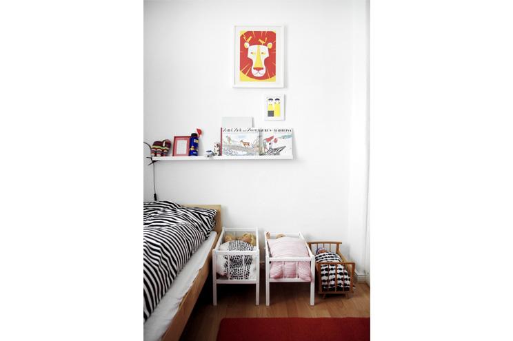 Einrichtung und Dekoration für Kinderzimmer