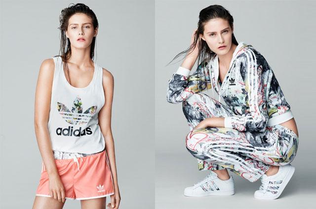 Kollektion Sommer 2014 Topshop x adidas Originals jetzt online bestellen