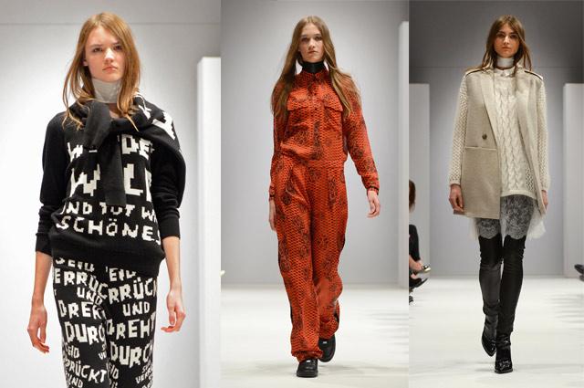 Mercedes-Benz Fashion Week - Lala Berin - Kollektion Herbst/Winter 2014/15