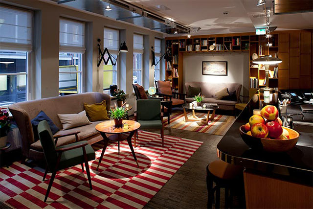 Designhotel Das HENRI HOTEL In Hamburg Bernachten Im