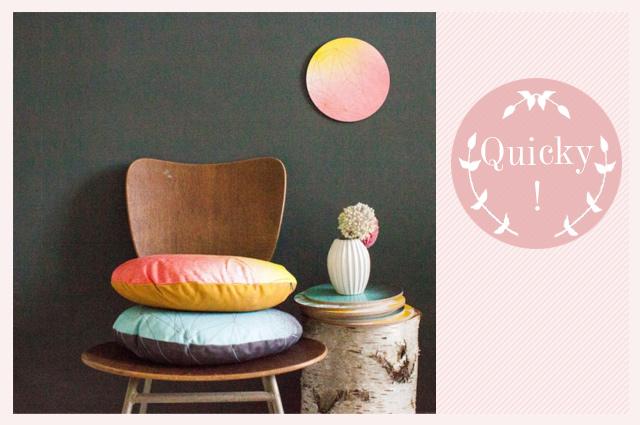 Wohnaccessoires und Design von Lykke Bang, Kissen, Illustration, Dekoration und Einrichtung, online bestellen