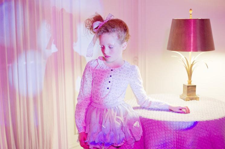 Kinderkostüm für Mädchen, Elfe, Prinzessin, Ballett, Tänzerin, Kleid in Rosa über Smallable