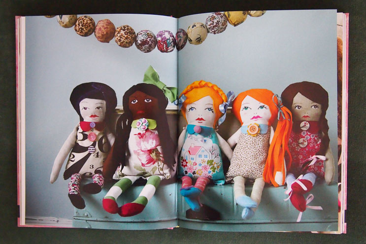 Mädelsabend Puppen basteln