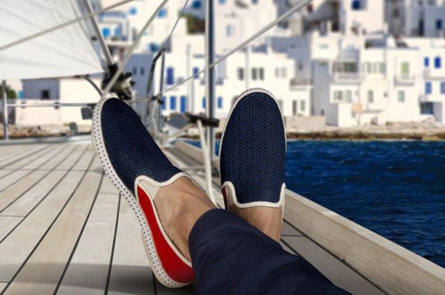 Mokassin und Slip-on Sneakers für Männer von Rivieras online bestellen