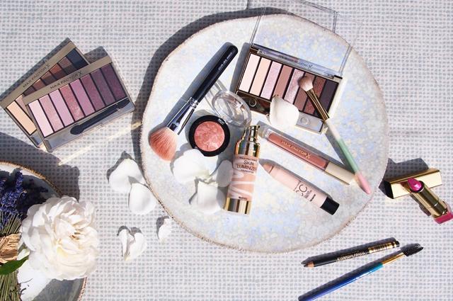 Make-up von Max Factor für den Nude Look mit der Masterpiece Lidschattenpalette NEW NUDES, Tipps, anleitung,