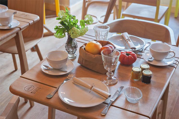 Essen im Restaurant Mama Campo in Madrid, Speisekarte, Preise, gerichte